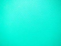 Σύσταση δέρματος χρώματος μεντών Στοκ φωτογραφία με δικαίωμα ελεύθερης χρήσης