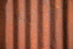 Σύσταση ή υπόβαθρο σκουριάς ψευδάργυρου στοκ φωτογραφία με δικαίωμα ελεύθερης χρήσης