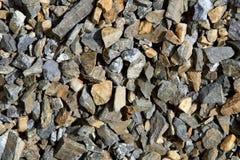 σύσταση αμμοχάλικου χρώμ&alph Στοκ Εικόνα