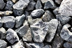 Σύσταση αμμοχάλικου Στοκ φωτογραφία με δικαίωμα ελεύθερης χρήσης