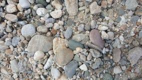 Σύσταση αμμοχάλικου/άμμου αφηρημένη σύσταση Στοκ Φωτογραφίες