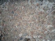 Σύσταση αμμοχάλικου γκρίζα και καφετιά Στοκ Φωτογραφία