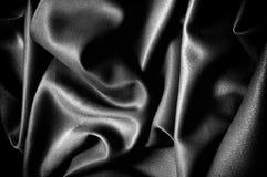 Σύσταση, ανασκόπηση Πρότυπο Το σχολικό ύφασμα είναι μαύρο, γκρίζος στοκ εικόνα με δικαίωμα ελεύθερης χρήσης