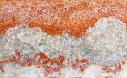Σύσταση 4 ανθρακικού καλίου Στοκ Εικόνες