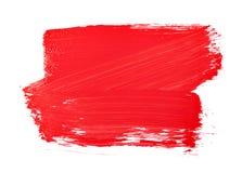 Σύσταση βουρτσών χρωμάτων Στοκ Φωτογραφίες