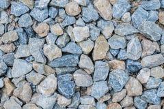 Σύσταση βράχου από το σωρό βράχου Στοκ εικόνες με δικαίωμα ελεύθερης χρήσης