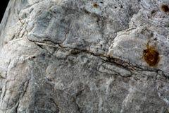 Σύσταση βράχου με τις πολλαπλάσιες ρωγμές Στοκ φωτογραφία με δικαίωμα ελεύθερης χρήσης