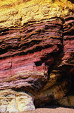 σύσταση βράχου Στοκ εικόνα με δικαίωμα ελεύθερης χρήσης