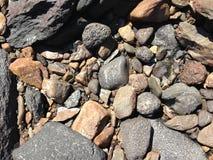 Σύσταση βράχων Στοκ Φωτογραφία