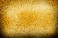 σύσταση εγγράφου κίτρινη Στοκ εικόνες με δικαίωμα ελεύθερης χρήσης