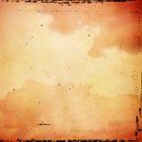 Σύσταση εγγράφου Grunge, εκλεκτής ποιότητας ανασκόπηση Στοκ Εικόνες