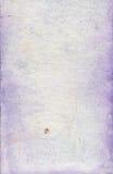 Σύσταση εγγράφου Watercolour Στοκ Εικόνα