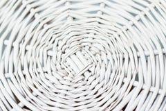 Σύσταση ενός καλαθιού αχύρου Στοκ Εικόνες