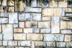 Σύσταση ενός τοίχου πετρών Στοκ εικόνες με δικαίωμα ελεύθερης χρήσης