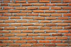 Σύσταση ενός τοίχου τούβλων Στοκ φωτογραφία με δικαίωμα ελεύθερης χρήσης