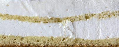 Σύσταση κέικ Στοκ Εικόνες