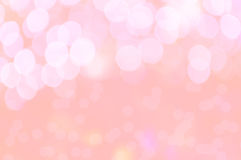 Σύσταση και υπόβαθρο αγάπης Blure bokeh γλυκά Στοκ φωτογραφία με δικαίωμα ελεύθερης χρήσης