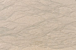 Σύσταση και υπόβαθρο παραλιών άμμου Στοκ φωτογραφίες με δικαίωμα ελεύθερης χρήσης