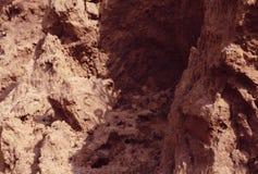 Σύσταση και υπόβαθρο πετρών Σύσταση βράχου Στοκ Εικόνες