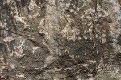 Σύσταση και υπόβαθρο πετρών στενή σύσταση βράχου επάνω Στοκ φωτογραφία με δικαίωμα ελεύθερης χρήσης
