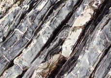 Σύσταση και υπόβαθρο πετρών στενή σύσταση βράχου επάνω Στοκ Εικόνα