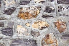 Σύσταση και υπόβαθρο πετρών στενή σύσταση βράχου επάνω Στοκ Εικόνες