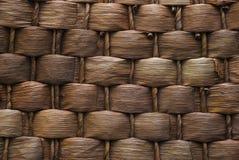 σύσταση καλαθιών ανασκόπη Στοκ Φωτογραφία