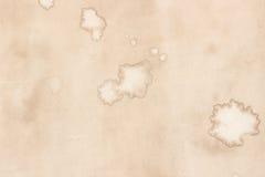 Σύσταση καφετιού εγγράφου για το έργο τέχνης/παλαιά σύσταση εγγράφου Στοκ εικόνα με δικαίωμα ελεύθερης χρήσης