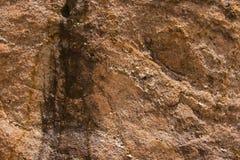 Σύσταση κινηματογραφήσεων σε πρώτο πλάνο του βράχου γρανίτη στοκ φωτογραφία
