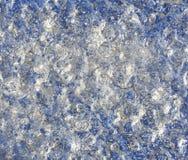 Σύσταση κρυστάλλων πάγου Στοκ Εικόνες