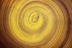 Σύσταση κτυπήματος κύκλων βουρτσών χρωμάτων Στοκ Εικόνες