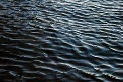 Σύσταση κυμάτων ποταμών Στοκ Φωτογραφία