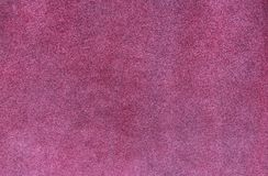 Σύσταση κόκκινου χαλιού Χλωμός ομαλός τάπητας Υπόβαθρο εγγράφου βελούδου Στοκ Φωτογραφίες