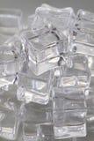 Σύσταση κύβων πάγου Στοκ Εικόνα