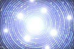Σύσταση κύκλων δικτύων υποβάθρου περιλήψεων Στοκ εικόνες με δικαίωμα ελεύθερης χρήσης