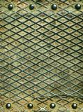 Σύσταση μετάλλων grunge Στοκ φωτογραφία με δικαίωμα ελεύθερης χρήσης