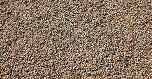 Σύσταση με το μικρό αμμοχάλικο από τον ασβεστόλιθο στοκ εικόνα με δικαίωμα ελεύθερης χρήσης