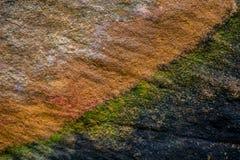 Σύσταση μια μεγάλη επιφάνεια του παράκτιου τροπικού νησιού κλίσεων πετρών Στοκ φωτογραφία με δικαίωμα ελεύθερης χρήσης