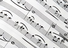 σύσταση μουσικής στοκ φωτογραφία με δικαίωμα ελεύθερης χρήσης