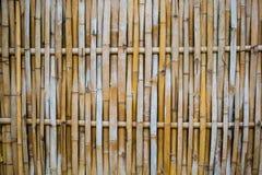 Σύσταση μπαμπού με τα σχέδια Στοκ φωτογραφίες με δικαίωμα ελεύθερης χρήσης