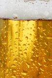 σύσταση μπύρας Στοκ Εικόνα