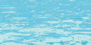 Σύσταση νερού πισινών Στοκ Φωτογραφία