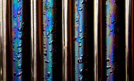 σύσταση ουράνιων τόξων μετά&la Στοκ εικόνα με δικαίωμα ελεύθερης χρήσης