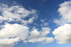σύσταση ουρανού Στοκ φωτογραφίες με δικαίωμα ελεύθερης χρήσης