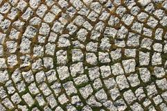 σύσταση πεζοδρομίων Στοκ φωτογραφία με δικαίωμα ελεύθερης χρήσης