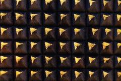 σύσταση πετρών ασβεστόλιθων Arantzazu στο άδυτο Στοκ εικόνα με δικαίωμα ελεύθερης χρήσης