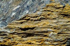 σύσταση πετρών προσόψεων λεπτομέρειας ανασκόπησης αρχιτεκτονικής Στοκ Εικόνες