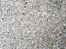 Σύσταση πετρών χαλικιών άμμου Στοκ Φωτογραφίες