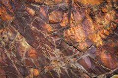σύσταση πετρών Στοκ Εικόνες