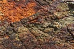 σύσταση πετρών Στοκ Φωτογραφίες